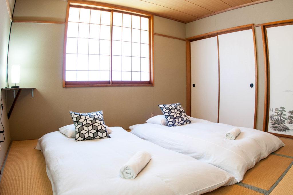 Bedroom - Kodama Lodge