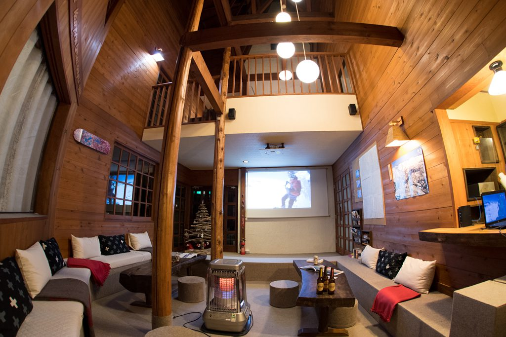 Kodama Lodge Interior view
